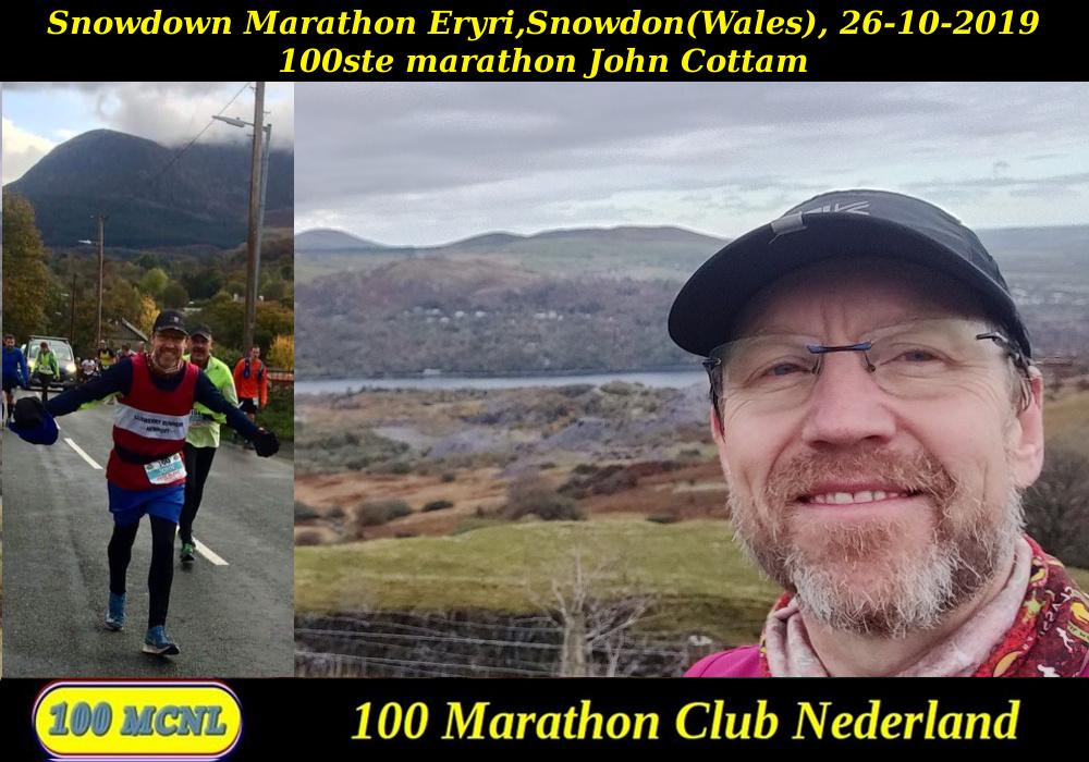 100ste marathon Jef Jacobs